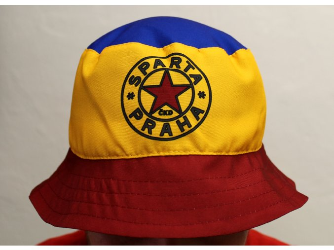 klobouk trikolora