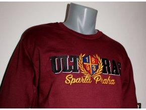Mikina - Ultras Sparta - výšivka